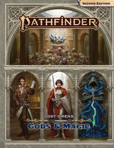 Pathfinder RPG 2nd Edition: Lost Omens - Gods & Magic